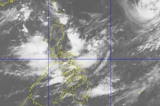 Low pressure area off Luzon intensifies into a storm
