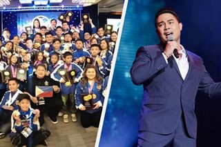 'Nakakahiya': Jed Madela angered over theft of WCOPA delegates' pasalubong