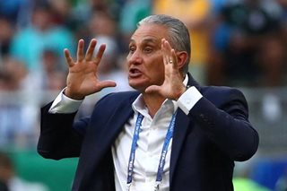 Carry on coaching: Tite keeps Brazil job despite World Cup flop