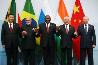 BRICS nations pledge unity as trade war threatens