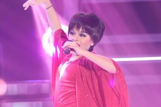 Esang as Liza Minnelli wins Week 13 of 'Your Face Kids'