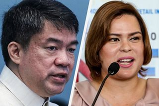 Pimentel downplays PDP-Laban 'exodus' to Sara Duterte's party