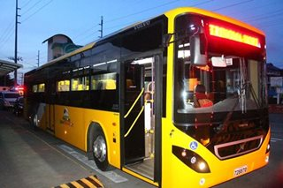 LTFRB opens 28 new P2P routes