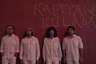 Kapitan Kulam is Lourd De Veyra's new band