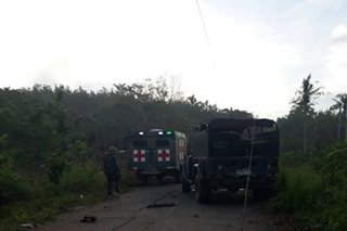 Defense chief on Basilan blast: Don't jump to conclusions