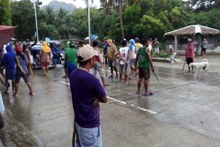 2 sekyu patay sa gulo sa Batangas demolition