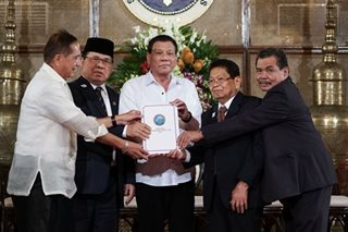 World Bank lauds PH on Bangsamoro Law 'milestone'