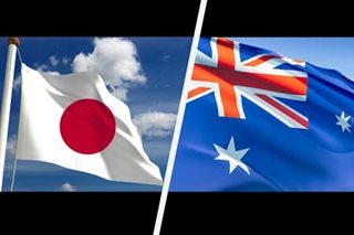 Australia, Japan join U.S. infrastructure push in Asia