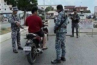 Seguridad sa Basilan at Zamboanga City, hinigpitan
