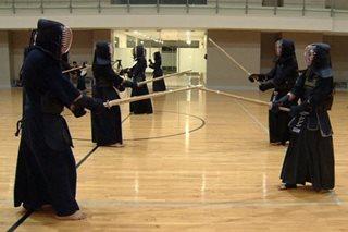 Gustong mag-ala-Jedi? Subukan ang Japanese martial art na ito