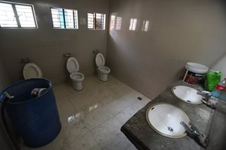 COA: Incomplete toilets cost P295.86 million