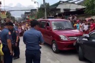 Opisyal ng BJMP, tinambangan sa Maynila