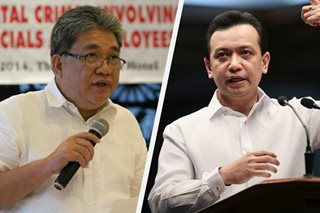 'Illegal, unconstitutional, unethical': Trillanes blasts firing of Deputy Ombudsman