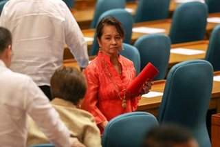 Arroyo maintains she did not tinker with 2019 budget