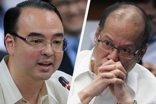 Cayetano hits back at Aquino: Answer questions on West PH Sea issue