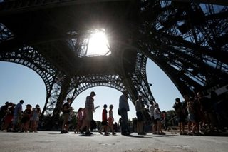 Eiffel Tower to reopen on Friday as strike ends