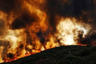 Thousands more evacuated from California's largest wildfire