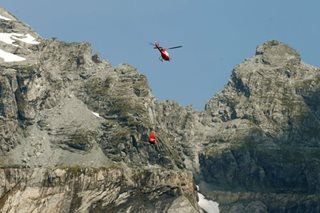 WWII vintage plane crashes into Swiss mountainside, 20 dead