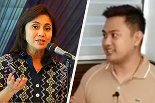 Robredo eyes raps vs. blogger in viral 'pepedederalismo' chant