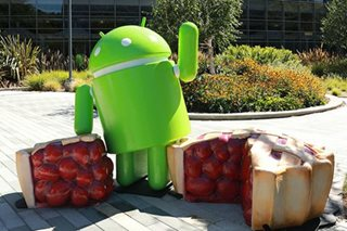 Easy as Pie: Google reveals name of Android 9