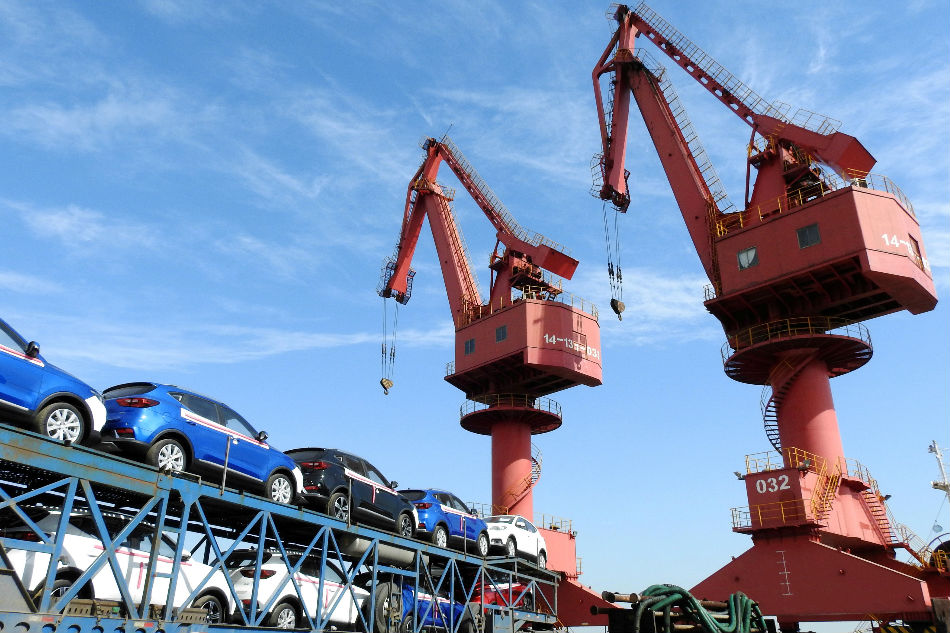 USA  tariffs make no dent on China exports surge