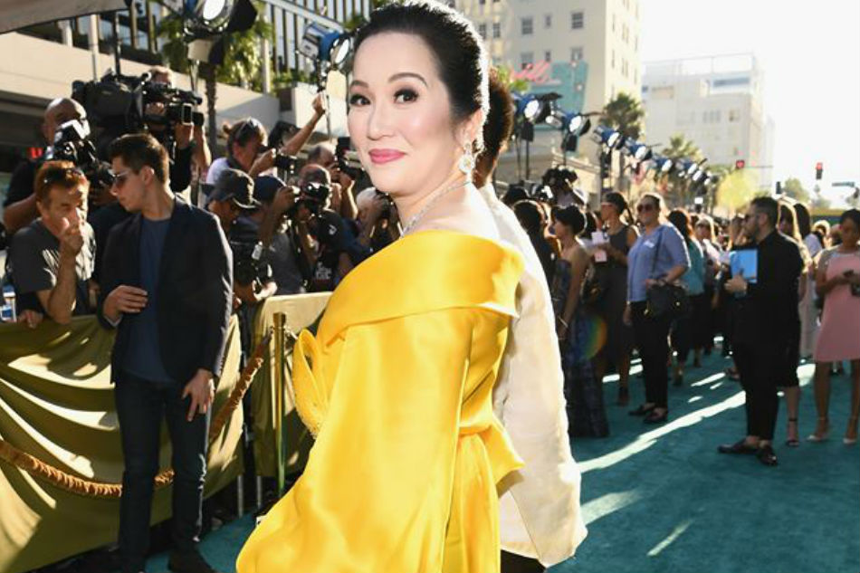 The Crazy Rich Asians Cast Looked Crazy Glamorous on the Red Carpet