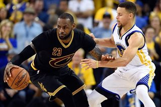 Curry excited for rivalry with LeBron's Lakers