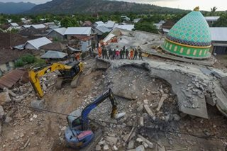 Indonesia earthquake kills 131