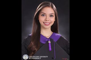 Beauty and brains! Beauty queen tops pharmacist board exam