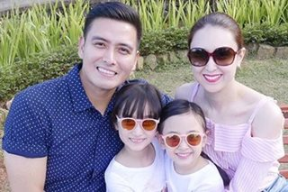LOOK: Alfred Vargas, wife Yasmine introduce 5th member of family