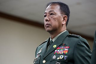 AFP chief: 'Red October' plotters want Duterte to declare martial law nationwide
