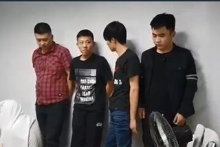 Chinese man rescued from kidnappers