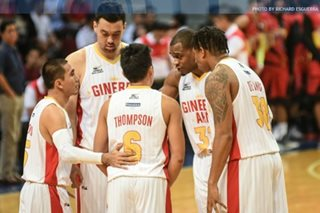 PBA: Cone, Tenorio hope Ginebra can avoid slow start in Governors' Cup