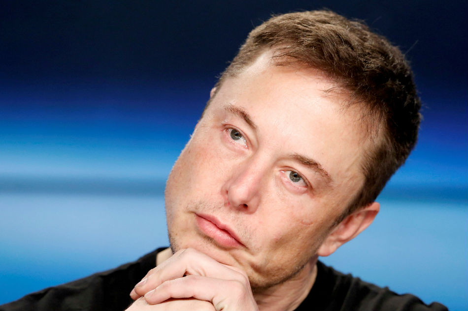 Elon Musk says talks with Saudis led him to tweet