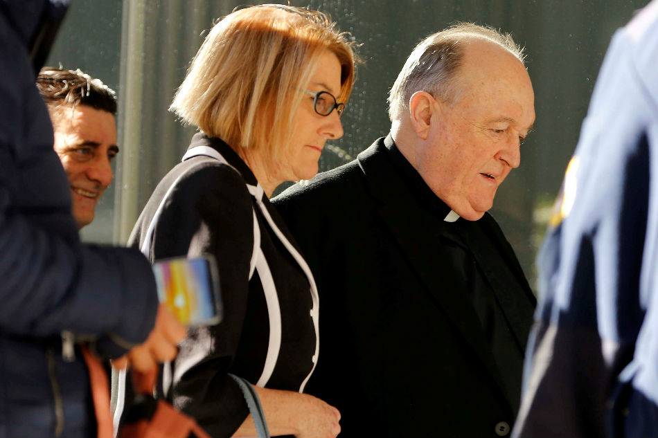 Australian archbishop avoids jail over sex abuse cover-up