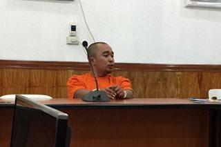 'Pusher' na pulis na nambubugbog ng asawang buntis, arestado