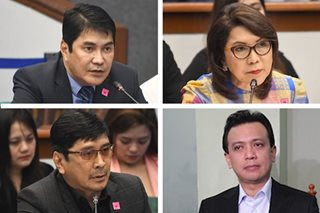 Trillanes to file plunder raps vs Teo, Tulfo brothers
