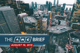 The ANC Brief: Aug. 16, 2018