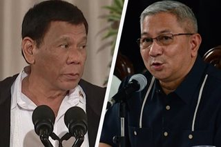 Palace: Duterte has not lost trust in PDEA chief