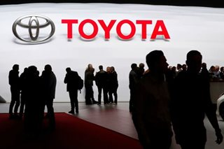 Toyota to offer self-driving technology to ride-hailing firms in Asia