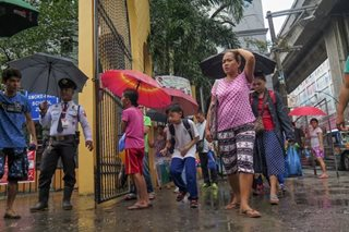 PAGASA: 'Habagat' to bring rains over Metro Manila, Central Luzon