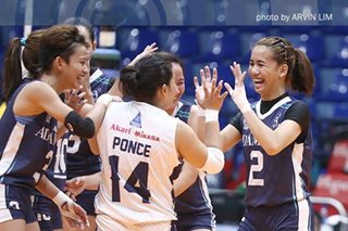 PVL: Adamson tops UST, locks semifinals seat