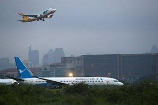 CAAP bars Xiamen Air pilot from leaving Philippines