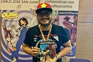 Pinoy comics creators working on Immortal Wings sequel for international release