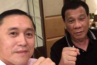 Duterte kay Joma: 'Ikaw iyung comatose'