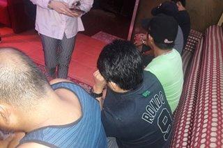 5 dawit sa pambubugaw, arestado sa Makati