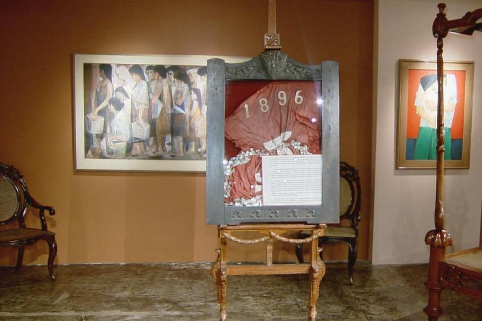 Ilang memorabilia ni Andres Bonifacio, isusubasta