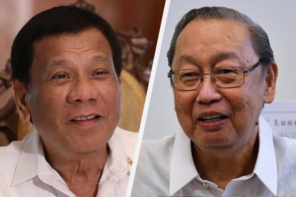 Duterte: Peace talks with communists must be held in PH