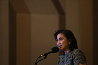 Robredo asks Filipino Muslims to pray, work for Marawi restoration