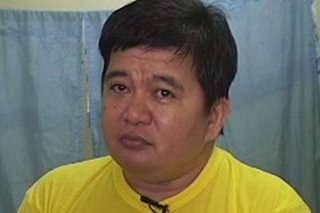Zaldy Ampatuan back in jail on eve of Maguindanao massacre verdict